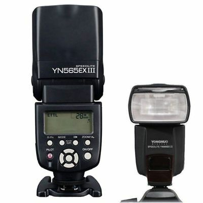 Yongnuo YN-565EX II mark II  E-TTL light flash speedlite for Canon