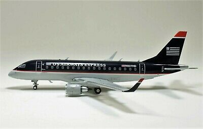 GEMINI200 US Airways Express EMBRAER ERJ-170 G2USA336 1/200, REG# N807MD. New