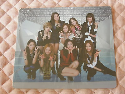 (ver. Group) Girls' Generation SNSD 3rd Album The Boys Big Photocard KPOP OT9