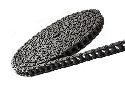 #60 Roller Chain 10 Feet with 1 Connecting Link