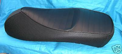 Vespa Gts 300 Gts 125 S Sport Custom Seat Cover Black And Basket Weave Black