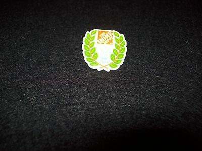 OLYMPIC COLLECTIBLE PIN 2004 AND THE HOME DEPOT USA