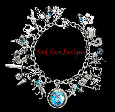 ~The Mortal Instruments / The Infernal Devices Combination Charm Bracelet~