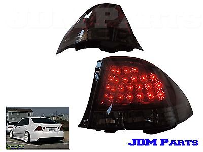 NEW LEXUS IS200 IS300 98-05 LED Smoked Tail Lights Rear ALTEZZA