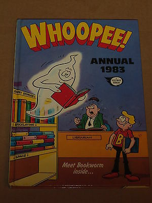 WHOOPEE ANNUAL (1983) Great Condition