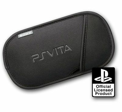 New Sony Playstation Vita Ps Official Soft Case Holder Psv Pouch