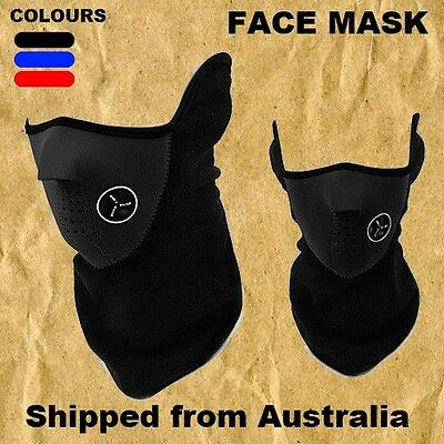 Face Mask Bike Motorcycle Ski Snow Snowboard Fishing Sport Neck Winter Warmer