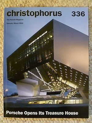 Porsche Christophorus Magazine English #336 February / March 2009 Awesome L@@K