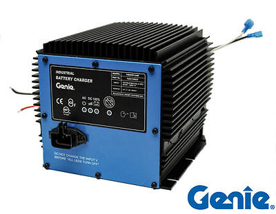 NEW Genie Battery Charger - FACTORY OEM  (Genie Part #: 96211, 96211GT)