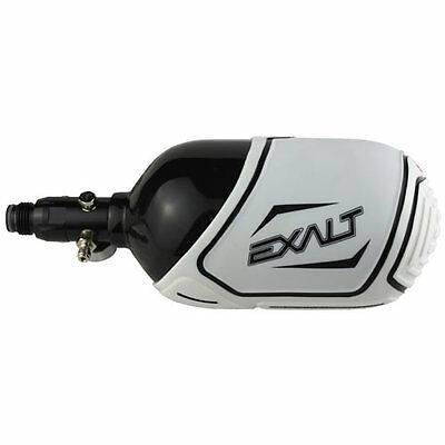 Exalt Tank Cover - Small Fits 45/50ci - White