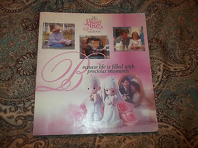 PRECIOUS MOMENTS 15TH ANNIVERSARY GIFTBOOK ENESCO COLLECTION 156 PAGES