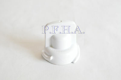 Water Filter Bypass Cap Plug WR02X12343 New OEM GE