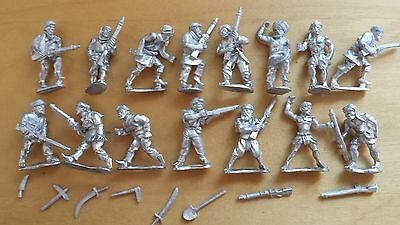 Pulp Miniatures - British Empire - Thuggee Fighters - Various