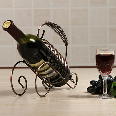 Iron Metal wine bottle Rack bottle holder