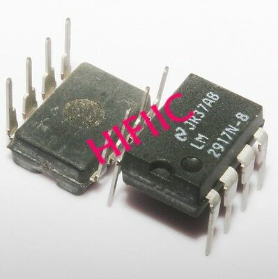 1PCS LM2917N-8 Frequency to Voltage Converter DIP8