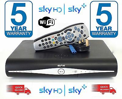 SKY+ HD BOX ** WI-FI VERSION ** DRX890W 500gb - REMOTE CONTROL **5yr WARRANTY**