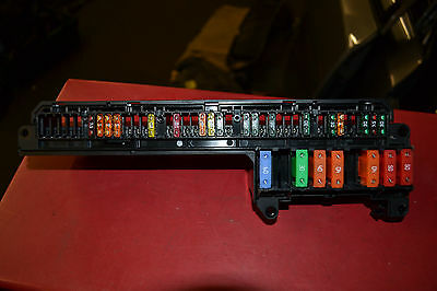 bmw 5 series fuse box 6114 6957330 02 e60 e61 520d fuse. Black Bedroom Furniture Sets. Home Design Ideas