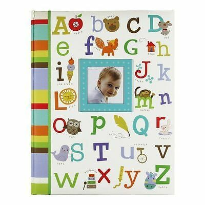Baby's First Memory Keepsake Girl/Boy Book Alphabet & Pictures, by CR Gibson AB