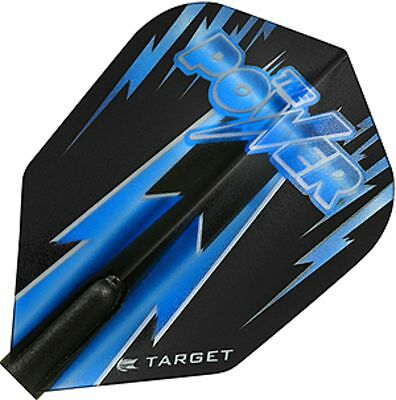 5 Flight Sets Target Vision Phil Taylor The Power (15 Stück) Dart Flys  200620