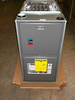 Rheem Sure Comfort 75,000 BTU 92.5% Efficient Upflow Gas Furnace