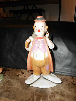 HOLIDAY SALE - 1982 ARNART IMPORTS - COLLECTIBLE HOBO CLOWN - R.O.C.