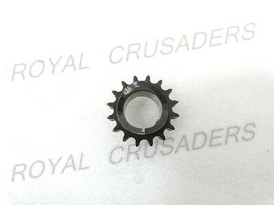 Brand New Lambretta Gp 150/125 16 Tooth Front Drive Sprocket @justroyal