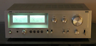 JVC JA S22 - Amplifier - Not working For Repair or parts -Vintage Integrated Amp