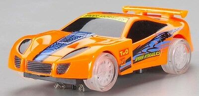 Revell 1/43 Orange Sports Car Spin Drive RMXW6156 Slot Car
