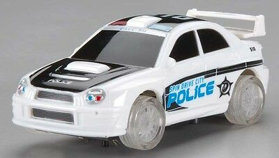 Revell 1/43 Police Car Spin Drive RMXW6157 Slot Car