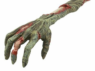 Walking Dead Zombie Skull Arm Hand Back Scratcher Itchy Figurine Home Decor