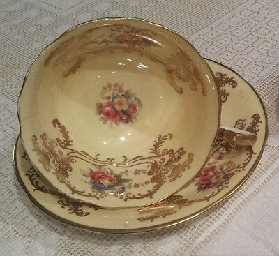 Cup and Saucer Set - Aynsley