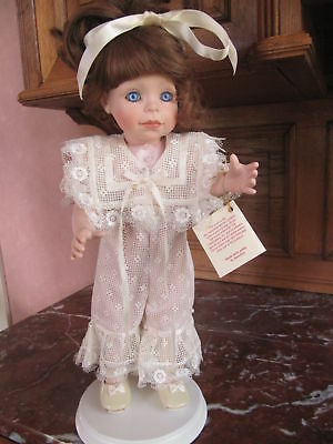 """Paige"" 15"" vinyl doll Phyllis Parkins The Collectables"