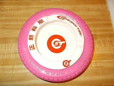 "NEW LARGE PINK MAXXIS MA-551 RADIAL CHENG SHIN MINT IN BOX! 7"" WIDE!"
