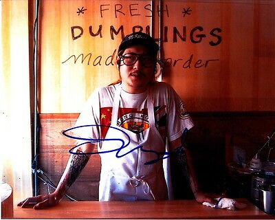 DANNY BOWIEN SIGNED AUTOGRAPHED 8X10 PHOTO IMAGE MISSION CHINESE FOOD