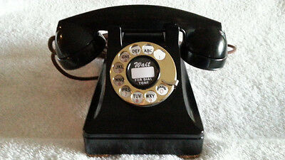 """Antique Western Electric Metal 302 1941"""" meticulously Restored"""""""