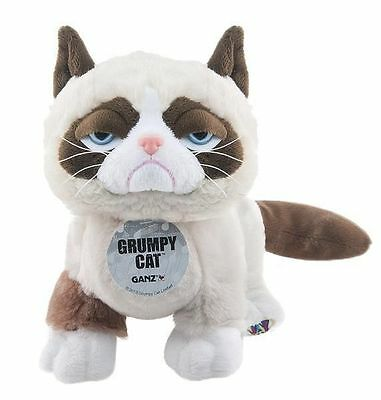 WEBKINZ GRUMPY CAT  IN STOCK NOW  New with Sealed Tag VHTF