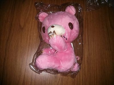 Taito Gloomy bear Shy look plush toy (PINK) 23cm *CUTE*