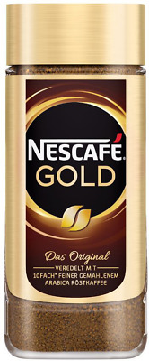 Original Nescafe Gold Instant coffee 100g / 3,5 Oz New from Germany