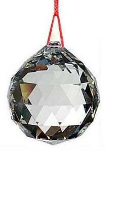 Feng Shui Crystal Ball 50mm Prisms Chinese