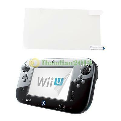 A1ST Anti-Glare LCD Screen Clear Film Protector Cover for Nintendo Wii U Gamepad