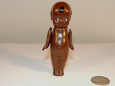 Brown Celluloid Cupie doll Baby (8096)