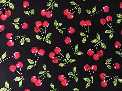 By 1//2 Yd B567 Fruit on Yellow Quilting Kaufman//Zimmerman//Sweet Pickins//10731