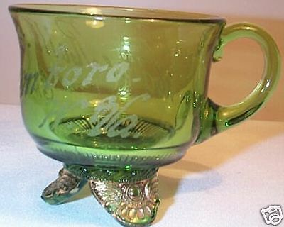 Lacey Medallion Green Cup Ellenboro, West Virginia