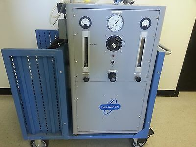 Welsbach Ozone Generator System (with Recirculating chiller)