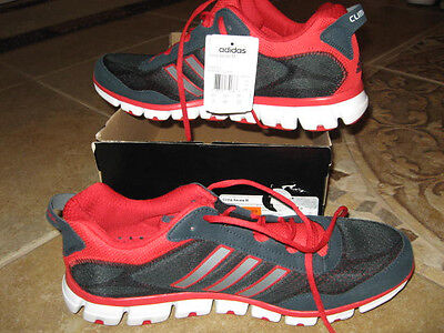 NEW $79 Mens Adidas Clima Aerate M Running Shoes, size 14