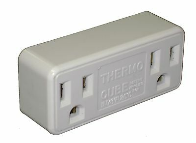 TC-2 Thermo Cube Thermostatically Controlled Outlet (ThermoCube) - Cold Weather