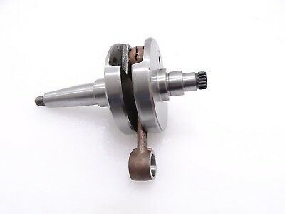 Brand New Genuine Lambretta Gp200 Crankshaft @just Royal