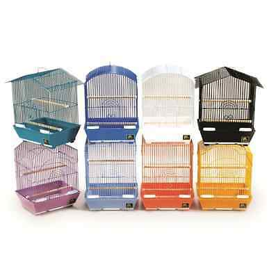 Economy Small Bird Cages Case Of 8