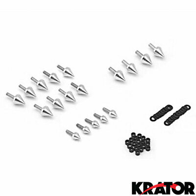 2004 2005 Kawasaki ZX10R  ZX 10R Fairing Screws Fasteners Complete Bolt Kit New
