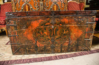 Chinese Trunk or Dowry or Blanket Chest 101-6769